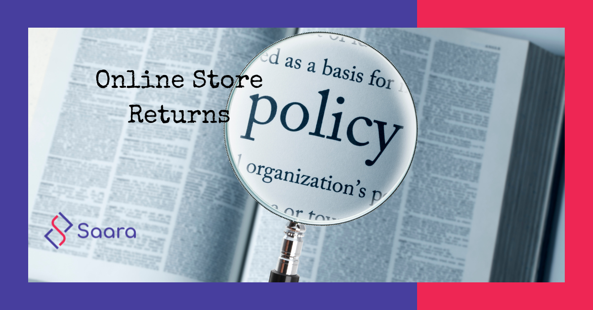 Tips to Create a Return Policy Template for eCommerce Brands