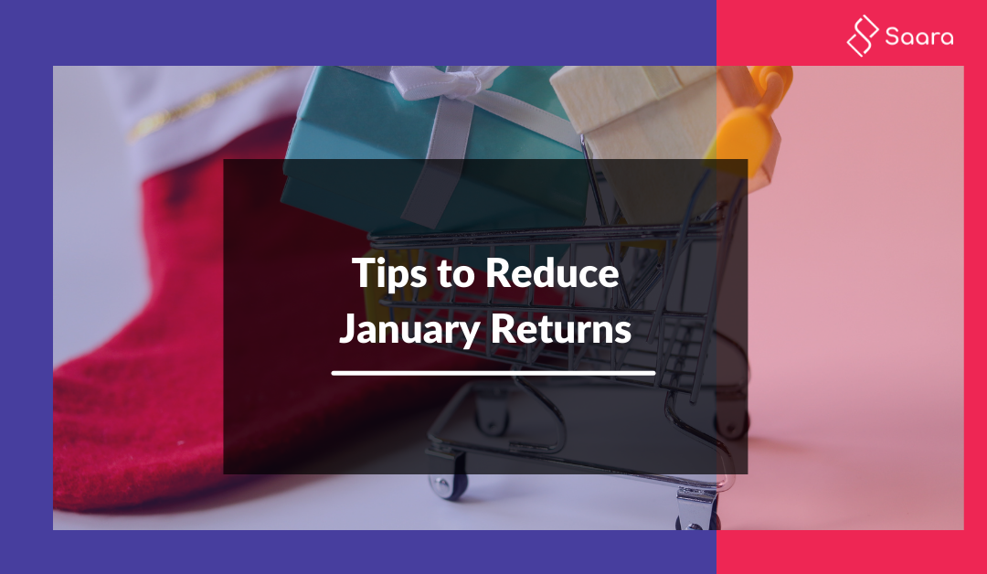 How to Reduce January Returns in an eCommerce Business