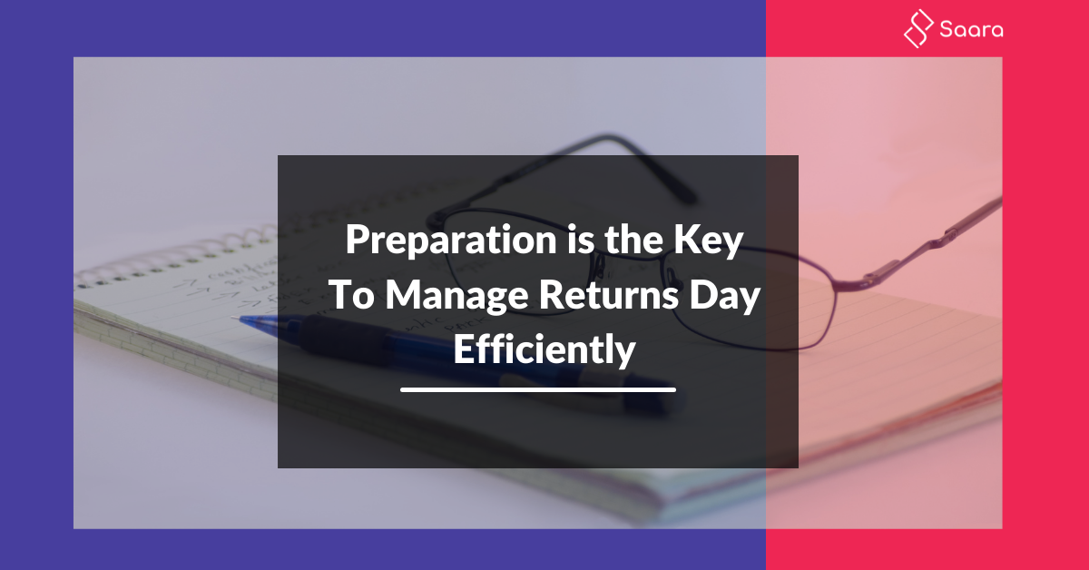 How to Prepare for Returns Day